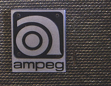 Ampeg B-15 N Amplifier