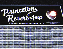 Fender Princeton Amplifier