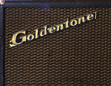 Goldentone Reverbmaster Amplifier