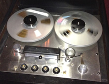 Ampex Model 354 Tape Machine