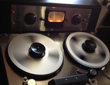 Ampex Ag 440 Tape Machine